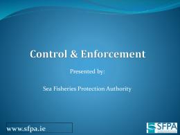 SFPA Presentation 15 April 2015