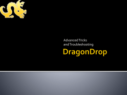 DragonDrop Media Players