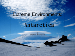 Antarctica - SD43 Teacher Sites