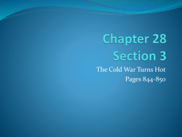 Chapter 28 Section 3