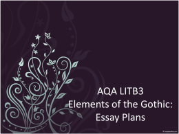 Essay Plans - The Student Room