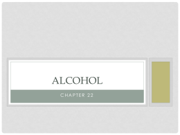 Alcohol - Plainfield Health