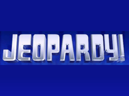 Work and Simple Machines - Jeopardy Review HS