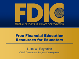 Free Financial Education Resources for Educators