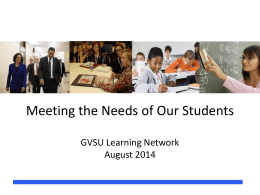 August 2014 PowerPoint (Day 1 and 2)