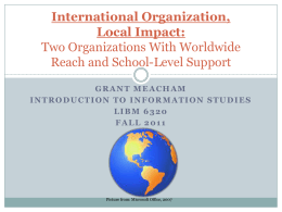 International society of technology in education.