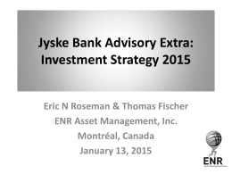 Jyske Bank ADV EXTRA (JAN 13 2015)