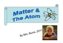 The Atoms Family