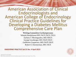 PowerPoint Presentation - American Association of Clinical