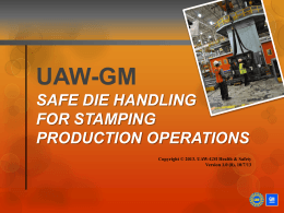 - UAW-GM Center For Human Resources