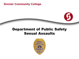 Bystander Intervention - Sinclair Community College