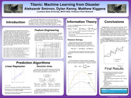 Project Poster - Louisiana State University