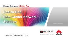PowerPoint - Huawei Enterprise