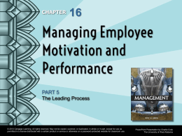 Management 11e