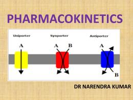 Phamacokinetics(1) [PPT]