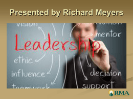 Thought Leadership Theater 2014