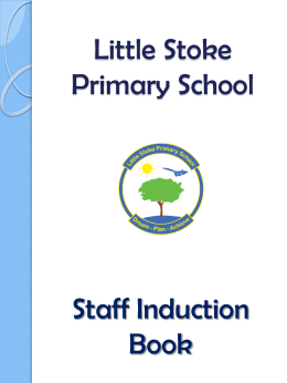 Daily Routines - Little Stoke Primary School