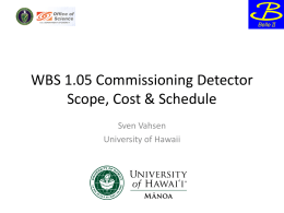 Slides - University of Hawaii