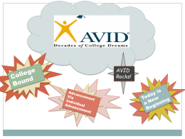 AVID - Haiku Learning