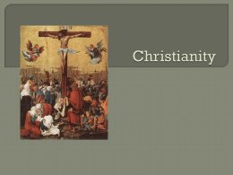 Christianity - WordPress.com