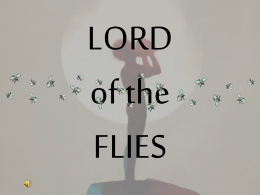 Lord of the Flies Day 2 PowerPoint