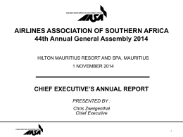 2014 AASA AGA ANNUAL REPORT 1nov14