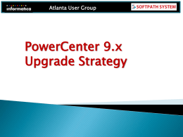 Atlanta User Group - SOFTPATH SYSTEM LLC