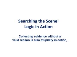 The Scene Search