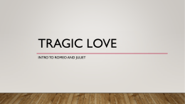 Tragic Love - Learning with Bell