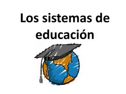 La educación en otros países hispanohablantes