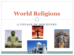 World Religions - SeniorReligion