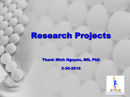 Solutions Through Advanced Research, Inc.