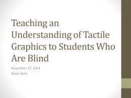 Powerpoint Class #2 - Iowa Educational Services for the Blind