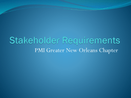 - PMI Greater New Orleans