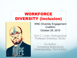 Ideas for embracing inclusion in the workplace