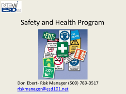 Safety Program