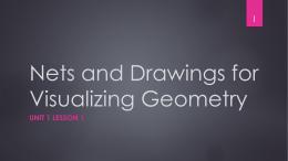 1-1 NETS - GeometryCoach.com