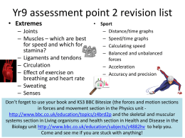 Yr9-assessment-point-2-revision-list-for