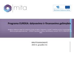 Programa EUREKA