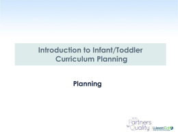 English - The Program for Infant/Toddler Care