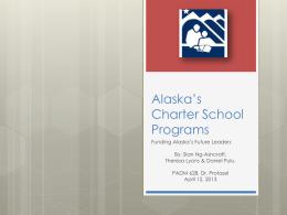 slideshow - University of Alaska System