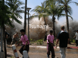 Tsunami-Asian Studies Billy Scott