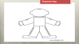 Character Map - The PROE Center