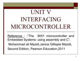 EC6504 MPMC UNIT 5