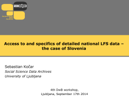 LFS microdata