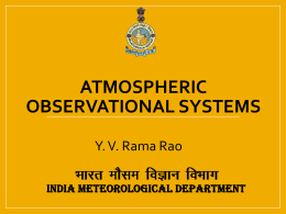ESSO-IMD - Indian Institute of Tropical Meteorology