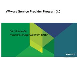 VMware presentation