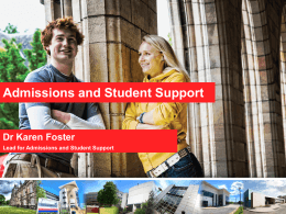 UoA External Template - University of Aberdeen