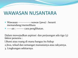 8_Wawasan Nusantaradan ketahanan nasional.