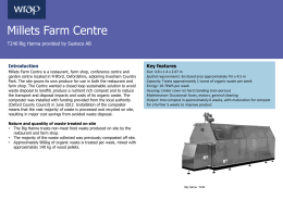 Millets farm case study